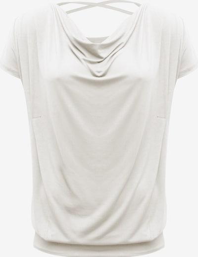 YOGISTAR.COM Shirt in weiß, Produktansicht