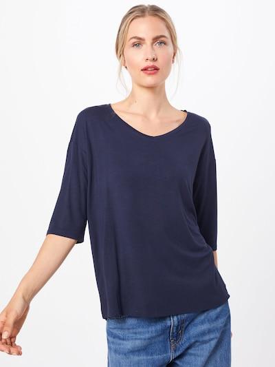 ESPRIT T-shirt 'Noos' en bleu marine: Vue de face