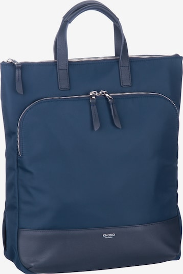 KNOMO Rucksack 'Mayfair Harewood' in dunkelblau, Produktansicht