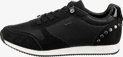 MEXX Sneaker in schwarz, Produktansicht
