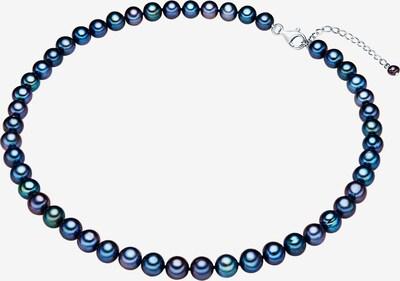 Valero Pearls Kette mit Süßwasser-Zuchtperlen in blau, Produktansicht