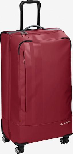 VAUDE Trolley 'Timok 90' in rot, Produktansicht
