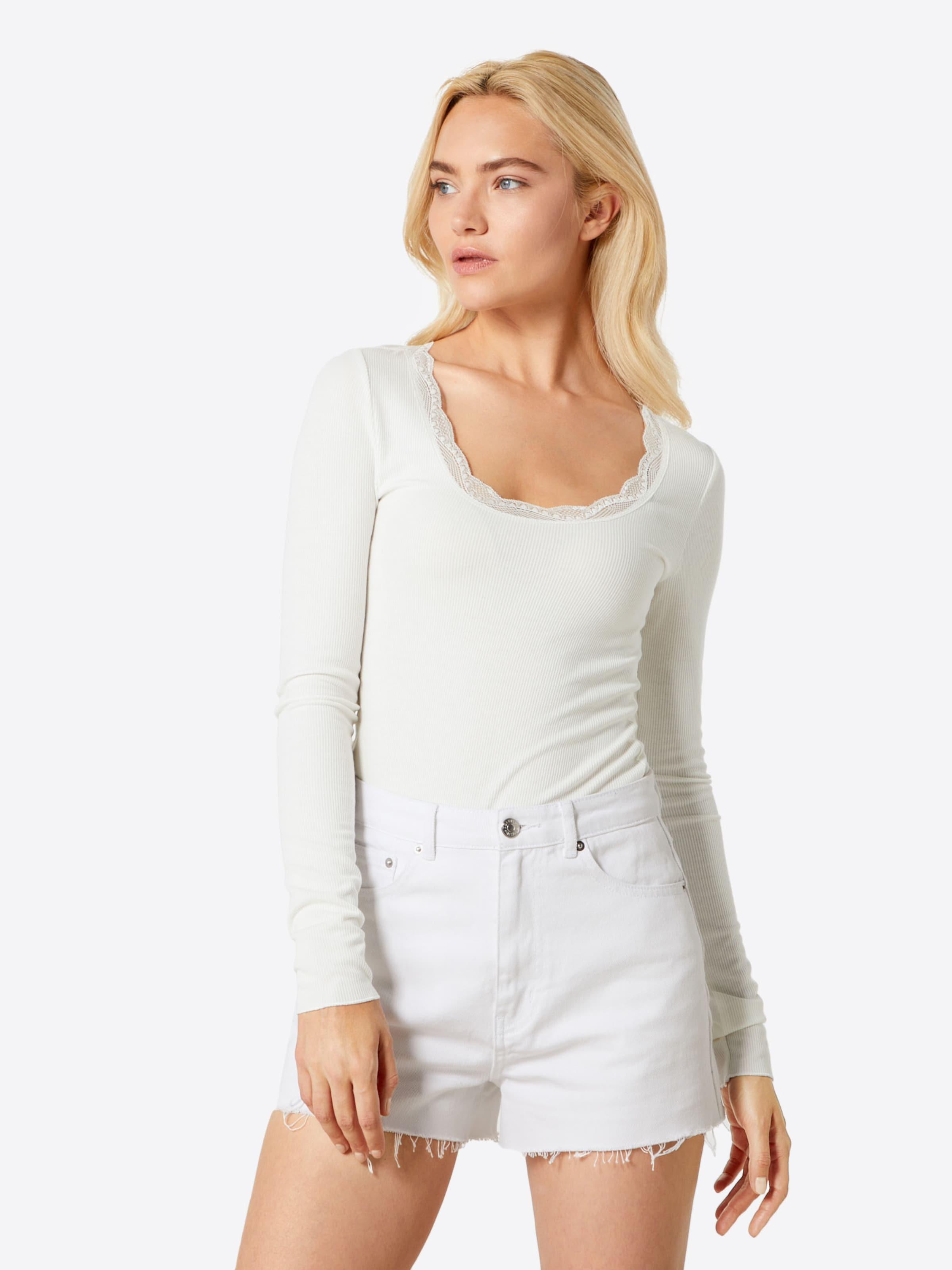 En Cream shirt Beige T 'vanessa' lcFK1J