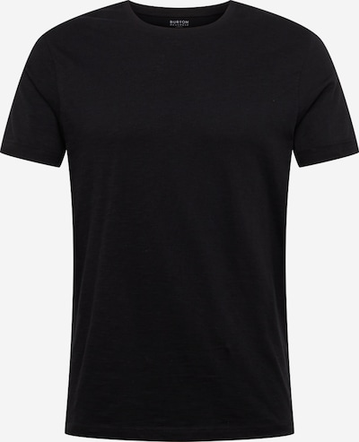 BURTON MENSWEAR LONDON Shirt 'BLACK ORGANIC RS TEE' in schwarz, Produktansicht