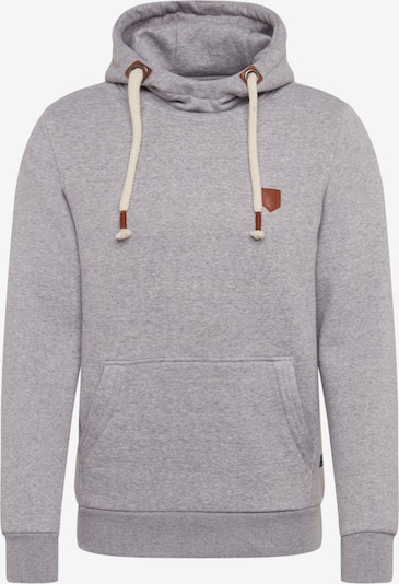 JACK & JONES Sweatshirt  'TOM' in hellgrau, Produktansicht