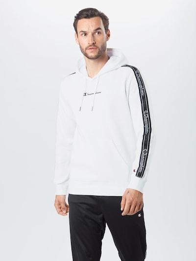 fekete / fehér Champion Authentic Athletic Apparel Tréning póló: Elölnézet