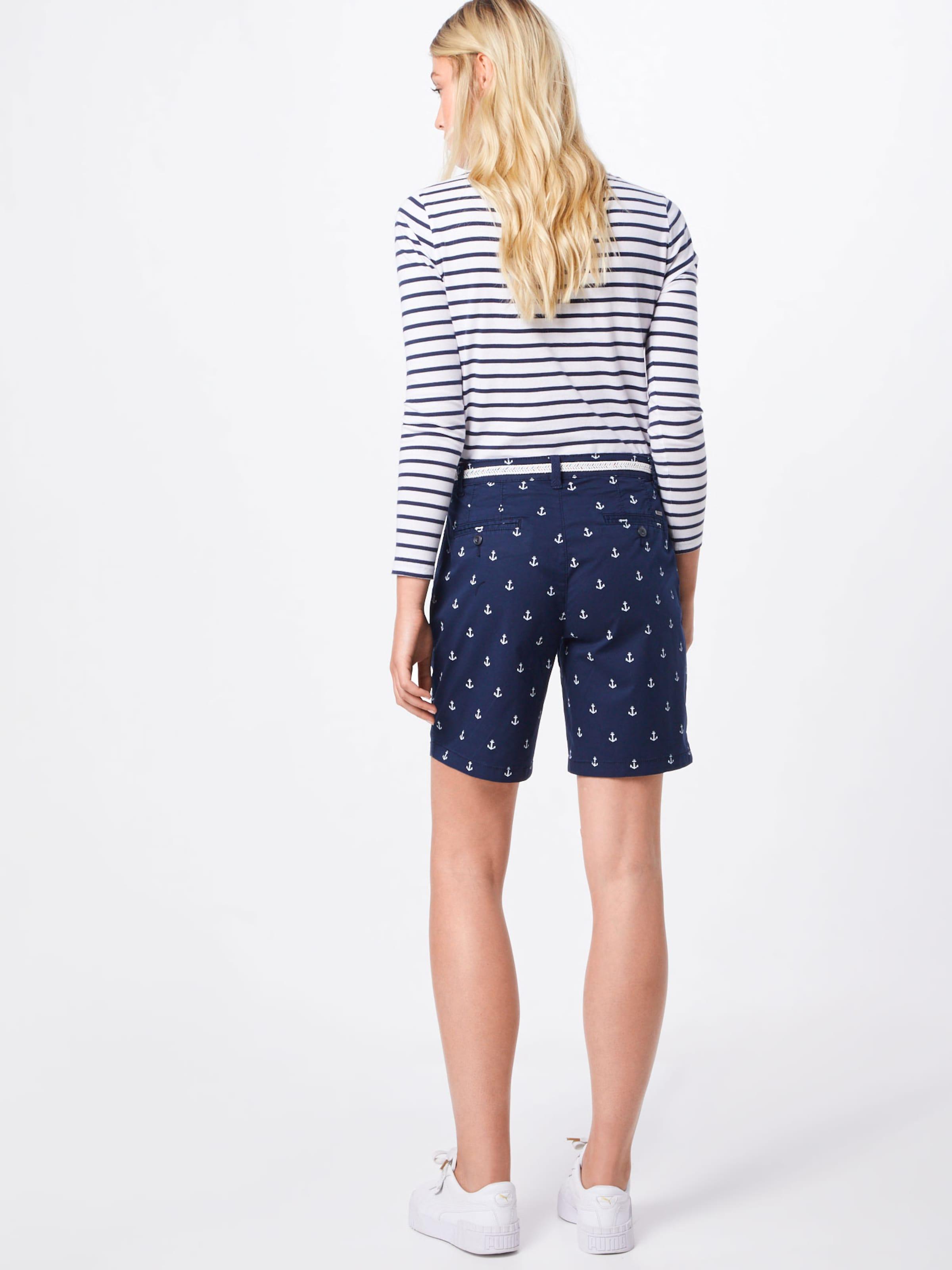 Shorts Esprit Esprit NavyMischfarben In Shorts WE2DHI9Y