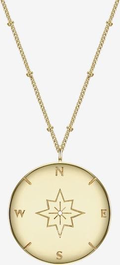 Glanzstücke München Halskette in goldgelb: Frontalansicht