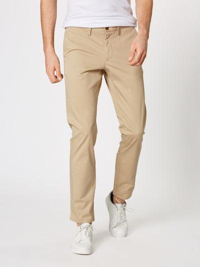 GANT Chino kalhoty 'SLIM TWILL CHINO' - khaki, Model/ka