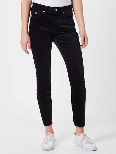 Tommy Jeans Traperice u crna, Prikaz modela