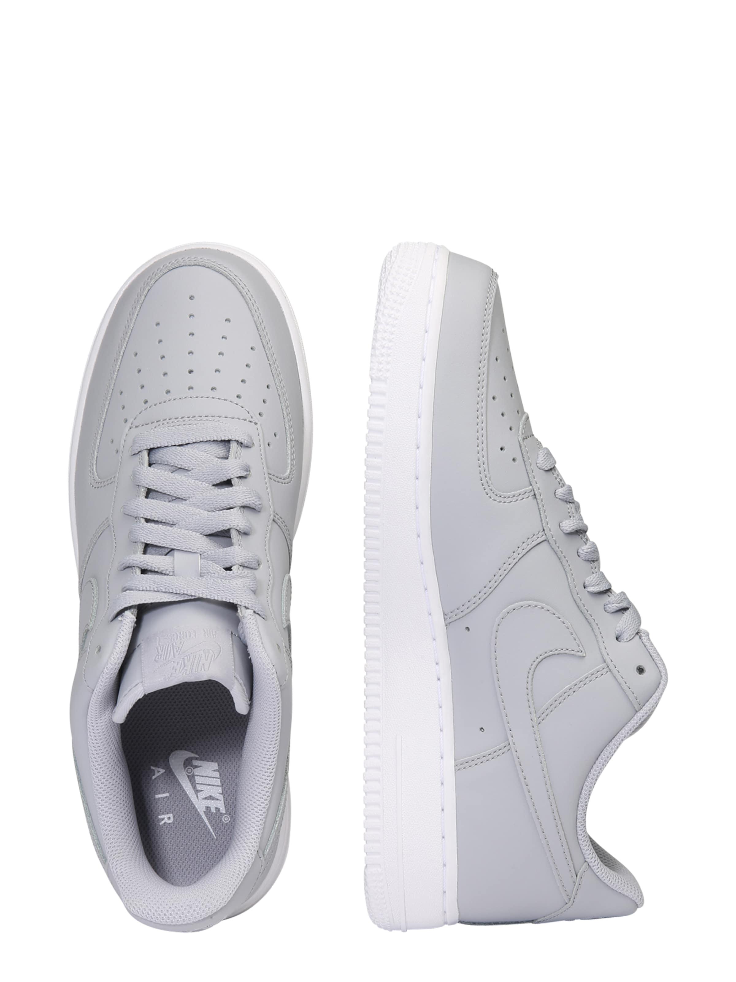 Nike Force 1' In Sportswear Sneaker 'air Hellgrau OPZXiwkuT