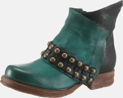 A.S.98 Boots 'Saintec' in Petrol / Smaragd