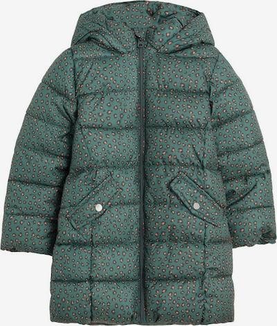 MANGO KIDS Mantel in grün, Produktansicht