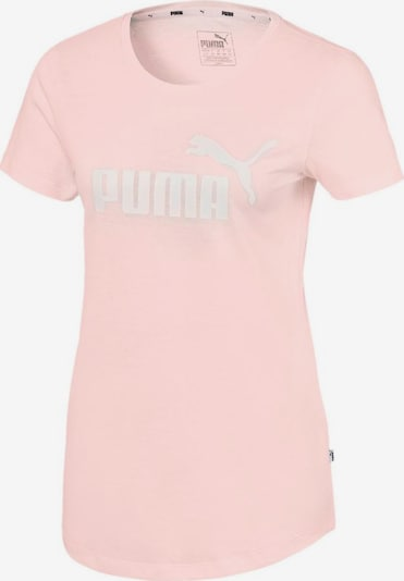 PUMA T-Shirt 'Heather Tee' in rosé, Produktansicht