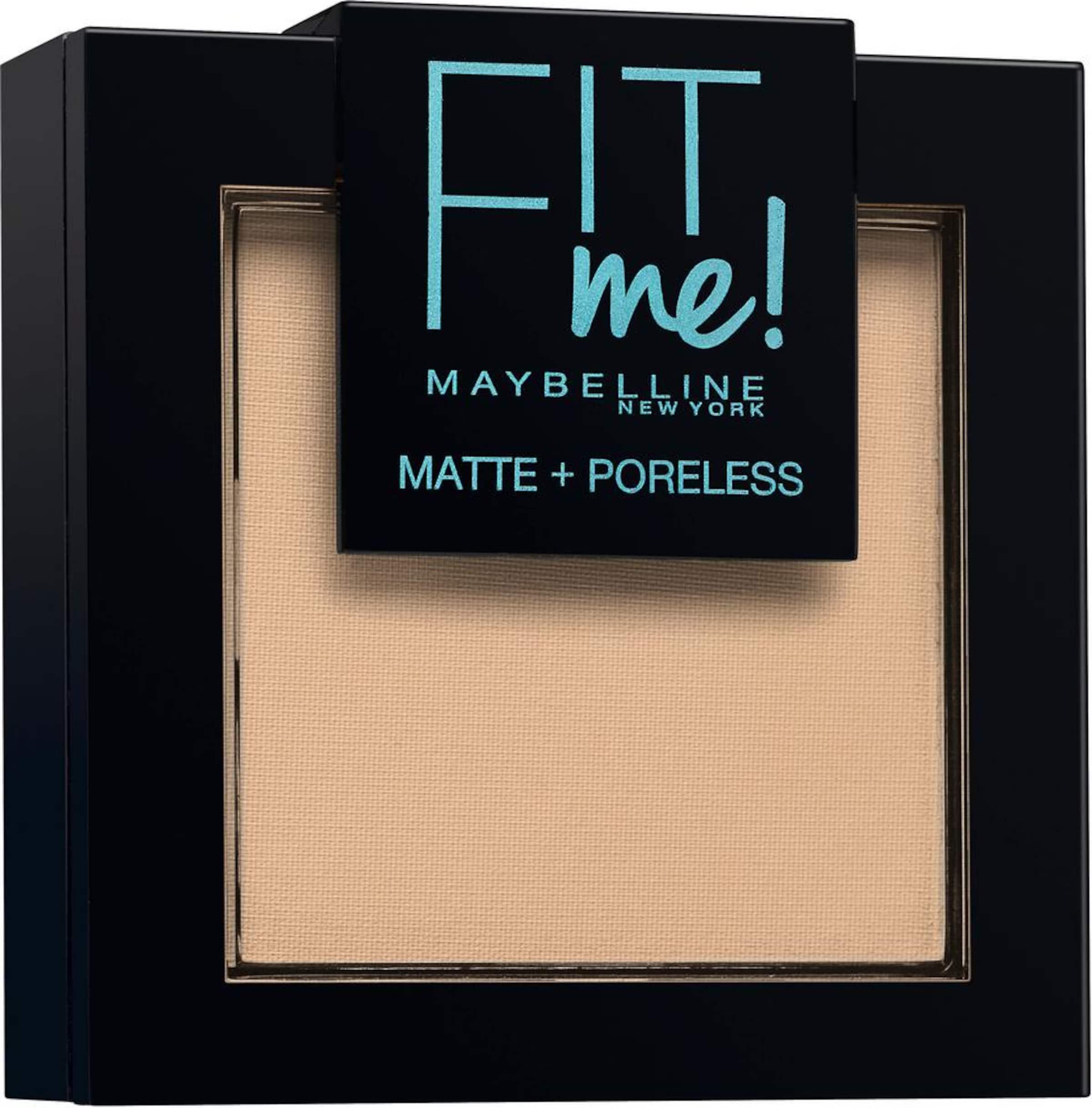 MAYBELLINE New York 'FIT ME Matt&Poreless Powder', Puder
