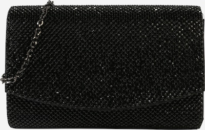mascara Clutch 'DIAMANTE FOLD' in schwarz, Produktansicht