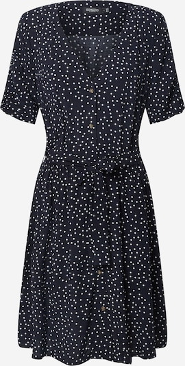 SOAKED IN LUXURY Kleid 'SLArjana' in nachtblau / weiß, Produktansicht