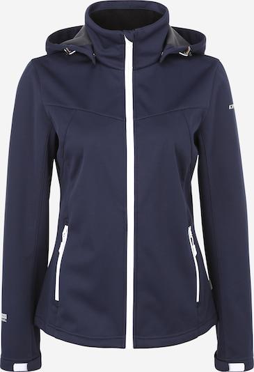 ICEPEAK Zunanja jakna | marine barva, Prikaz izdelka