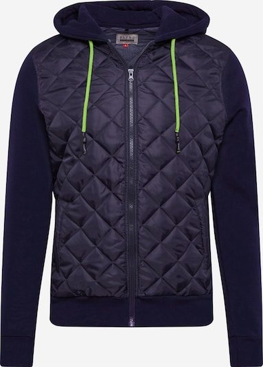 BLEND Sweatjacke in navy, Produktansicht