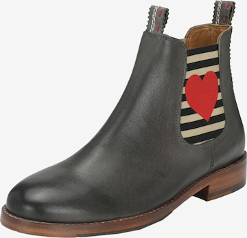 Crickit Chelsea Boots 'Julia' in Grau