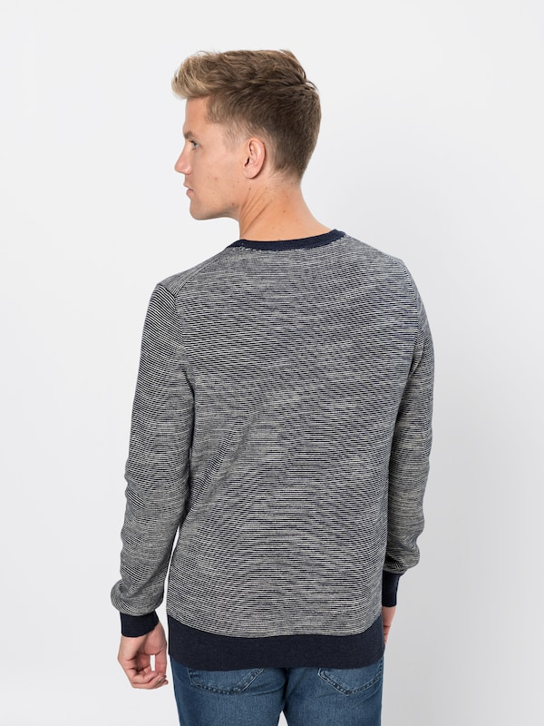 En oliver Pull over NuitBlanc S Bleu Red Label g6YfI7vmby