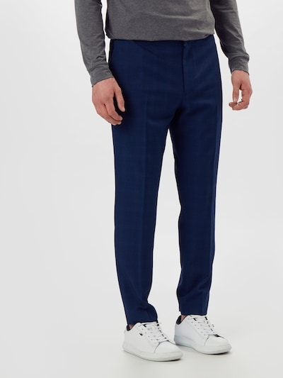 BURTON MENSWEAR LONDON Chino in navy, Modelansicht