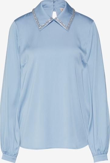 Custommade Bluse 'Drea' in blau, Produktansicht