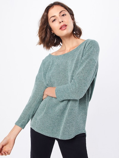 ONLY Pullover in jade: Frontalansicht
