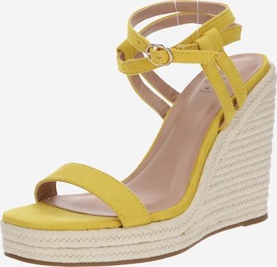 CALL IT SPRING Sandale 'GAGA' in gelb, Produktansicht
