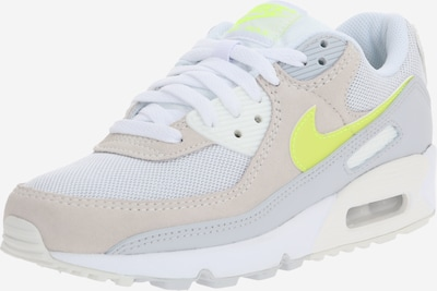 Nike Sportswear Sneakers low in Yellow / White, Item view