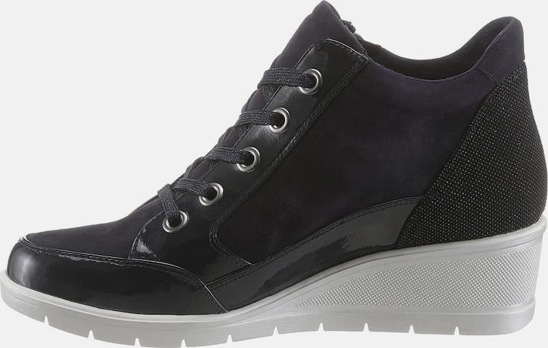 TAMARIS Schnürstiefelette Verschleißfeste billige Schuhe Hohe Qualität