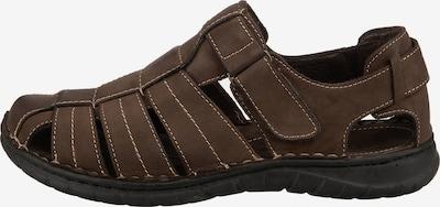 Paul Vesterbro Klassische Sandalen in braun, Produktansicht