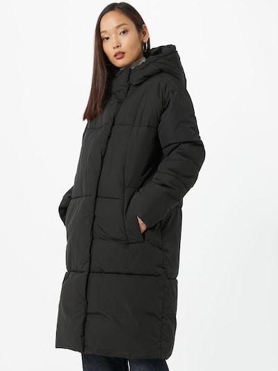 mbym Manteau d'hiver 'Merian' en noir, Vue avec modèle