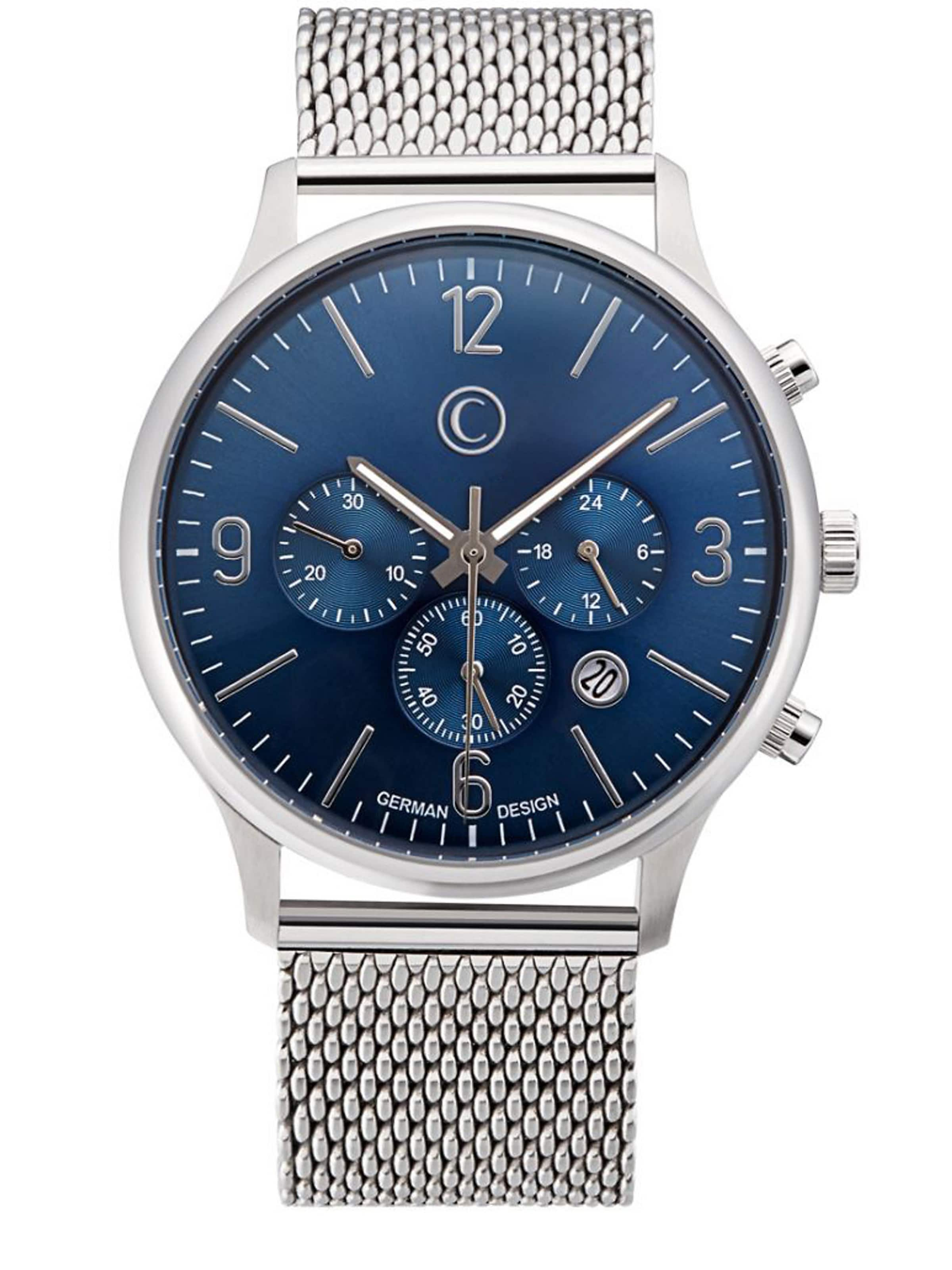 BlauSilber Uhr collection C C In collection 0P8nOwk
