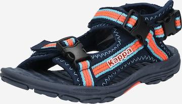KAPPA Sandale 'Rusheen' in Blau