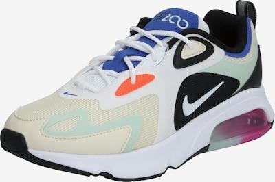 Nike Sportswear Sneaker 'Nike Air Max 200' in beige / mischfarben / schwarz, Produktansicht