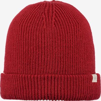 Barts Mütze in rot, Produktansicht