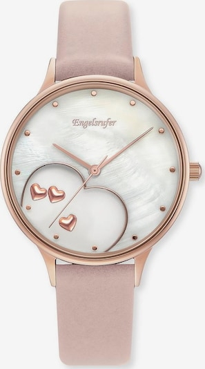 Engelsrufer Uhr in rosegold / rosa / perlweiß, Produktansicht