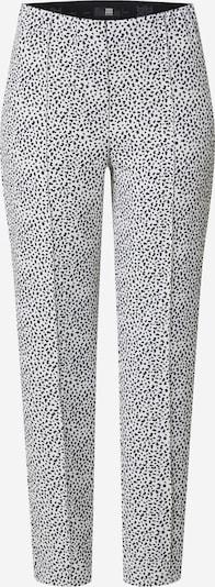 Riani Pantalon en noir / blanc, Vue avec produit