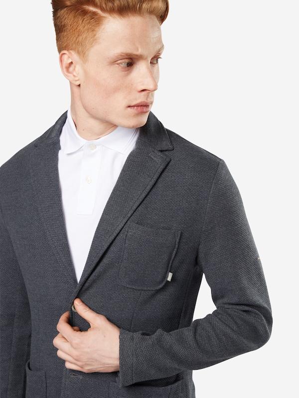 TOM TAILOR Sakko 'Structured melange blazer'