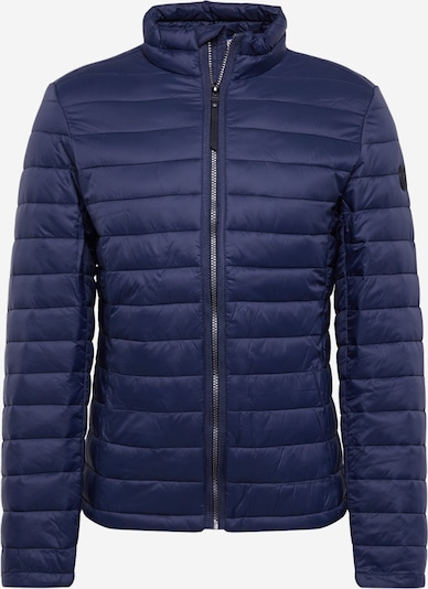 TOM TAILOR Tussenjas 'light weight jacket' in de kleur Donkerblauw, Productweergave
