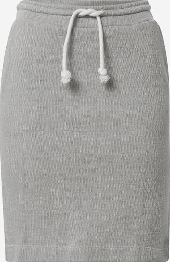 AMERICAN VINTAGE Spódnica 'ELIOTIM' w kolorze szarym: Widok z przodu