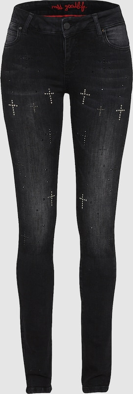 miss goodlife Skinny Jeans 'Cross'