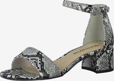 TAMARIS Sandalette in grau, Produktansicht