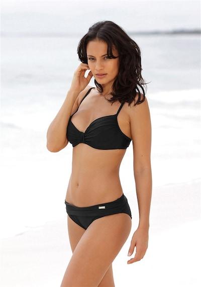 LASCANA Bikini in schwarz, Modelansicht