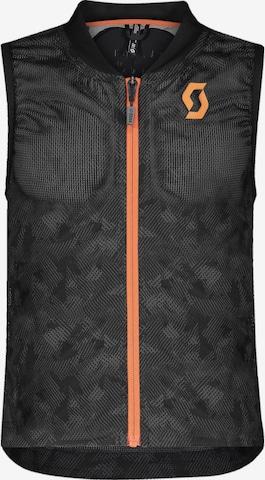 SCOTT Sports Vest 'AirFlex Jr Vest' in Grey