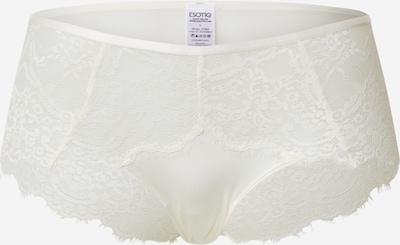 ESOTIQ Panty 'GRACE' in creme, Produktansicht