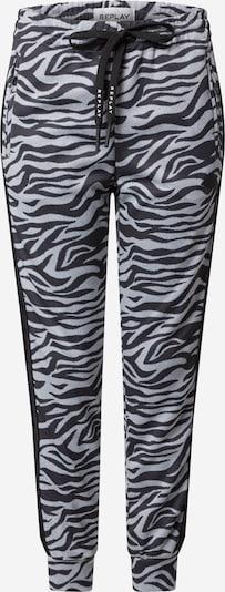 REPLAY Hose 'Pants' in schwarz / weiß, Produktansicht