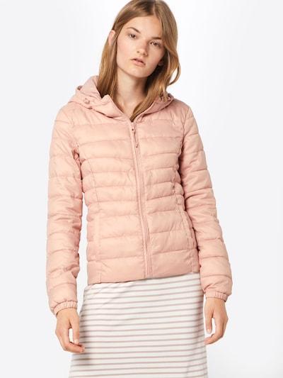 ONLY Prehodna jakna | roza barva, Prikaz modela