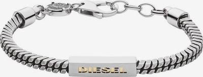 DIESEL Armband in gold / silber, Produktansicht